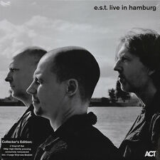 E.S.T. Esbjörn Svensson Trio-Live in Amburgo VINILE UE 4lp