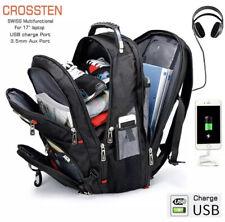 Swiss multifunctional CROSSTEN Laptop backpack