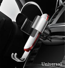 1Pcs Aluminum Universal Car Phone Holder Cd Slot Mount Clip Holder Accessories (Fits: Charger)