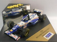Onyx 1/43 Scale - 235 WILLIAMS RENAULT FW17 DAMON HILL