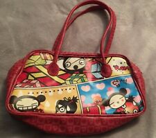 Girl's PUCCA Korean Character 'Funny Love' PVC Hand Bag Vooz