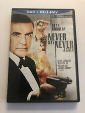 Never Say Never Again [DVD and Blu-ray Collection] 2 Disc Set, Sean Connery