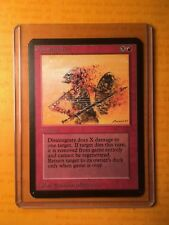 MTG - Disintegrate - *Alpha* Card - Magic the Gathering -