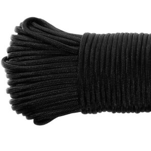 550 Paracord Parachute Cord Outdoor Tent Camping Rope Mil Spec Type III 7 Strand