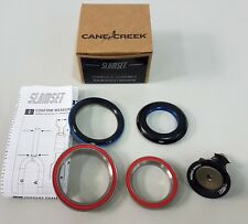 Cane Creek SlamSet Tapered Complete Headset -IS41/28.6/H4.6 IS52/40/H1 -BAA1116K