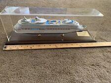 MODEL cruise ship Voyager OF THE SEAS  1/900 scale by SCHERBAK USA royal carib