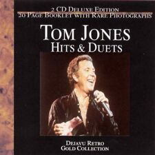 TOM JONES Hits & Duets 2CD Deluxe Edition