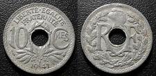 Etat Français - Pétain - 10 centimes non souligné, sans points 1941 - F.140A/1