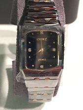 Unisex Chisel Tungsten Watch/ New