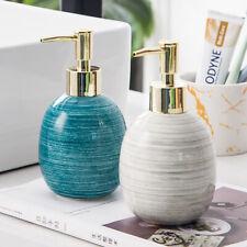 Soap Dispensers Bathroom Hotel Decor Ceramic Lotion Bottles 300ml 999+ Ins likes