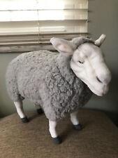 Charlotte's Web FAO Schwarz Hansa Plush Samuel Sheep