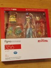 NINTENDO POKEMON RED FIGMA FIGURE BULBASAUR CHARMANDER SQUIRTLE - NEW AND SEALED