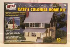 Atlas HO Scale Kate's Colonial Home Kit #711