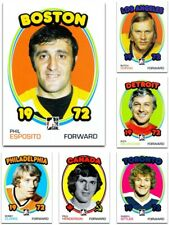 2009-10 ITG 1972 The Year In Hockey  **** PICK YOUR CARD **** From The BASE SET