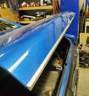 70 71 Mercury Montego Cyclone GT Spoiler NEW trunk lid molding Anodized Aluminum  for sale