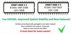 E-MU Emu Orbit 9090 Latest OS 2.00 Upgrade Firmware 9090>9095 Emu Dance