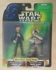 Star Wars Max Rebo Band Pairs MOC (Barquin D'an & Droopy McCool)