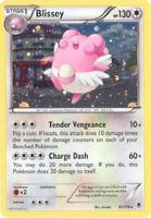 Pokemon Card - XY Phantom Forces 81/119 - BLISSEY (holo-foil) - NM/Mint