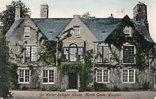Sir Walter Raleighs House Myrtle Grove Youghal Ireland Postcard (50-12)