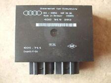 Dispositivo de control ayuda para aparcar audi a6 s6 4b a4 b5 PDC ayuda al aparcamiento 4d0919283