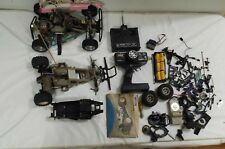 Vintage Tamiya Frog R/C car kit 1980's Very Nice Condition With Extra Parts