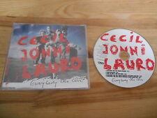 CD Pop Cecil Jonni Lauro - Ev'body Cha Cha (5 Song) Promo WEA sc Trio Remmler