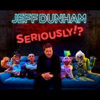 Jeff Dunham Seriously  Wall Poster 36x24