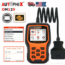 Autophix OBD2 Code Reader Car Engine Automotive Scanner Battery Voltage Tester