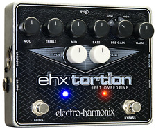 Electro Harmonix EHX Tortion JFET Overdrive / Preamp, Excellent !