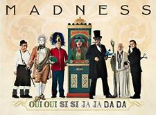 Madness - Oui Oui, Si Si, Ja Ja, Da Da (Special Edition Bookpack) (NEW CD & DVD)