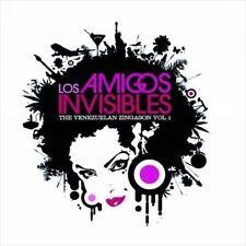 Los Amigos Invisibles - Vol. 1-Venezuelan Zinga Son [CD New]