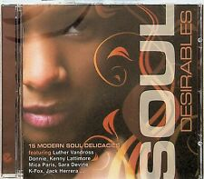 Soul Desirables -Best Of Modern -CD -NEW (Expansion/K.Fox/Donnie) Remixes/Mixes