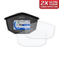 MOTO GUZZI V85 TT (2019+) Dashboard Screen Protector 2 x Ultra Clear