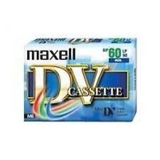*** Nouveau et scellé *** Maxell Mini DV cassette-DVM60SE (B)