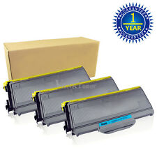 3 TN360 TN-360 BK Toner Cartridge For Brother DCP-7040 7030 MFC-7440N 7320 7345N