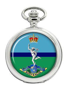 Royal Australian Corps of Signals (australian Army) Pocket Watch