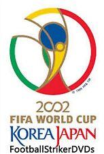 2002 World Cup Group H Russia vs Tunisia DVD