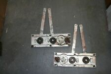 Sunbeam Alpine Early Series Window Regulator Set OEM #2