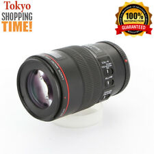 [NEAR MINT+++] Canon EF 100mm F/2.8 L IS USM Macro Lens from Japan