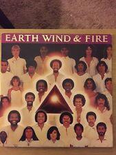 Earth Wind & Fire, Faces, Columbia ARC 1980, AL 36796, LP