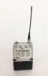 Sennheiser SK 50 Transmitter 584-607 MHz w/ B50 Battery Pack and Antenna