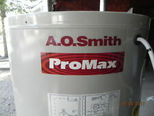 Used A.O. Smith Water Heater Manual + part Pages Res Gas Model GPVH 40 100