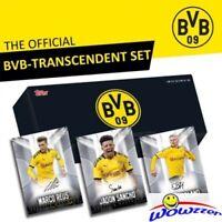 2020 Topps Transcendent Bundesliga BVB Soccer CASE-20 AUTO-Haaland,Sancho,Reyna+