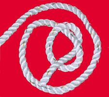 32mm  Silver Rope Rope - Per Metre