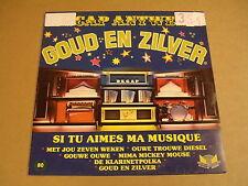 ORGAN LP / DECAP ANTWERP GOUD EN ZILVER