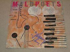 "Malopoets Sound of the People 1985 EMI America RAGGA HIP-HOP Sealed 12"" Single"