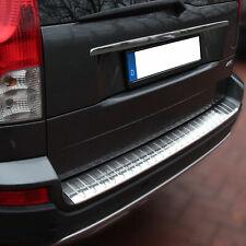 Protector paragolpes para Volvo XC90 I de 2002 a 2014 cromado
