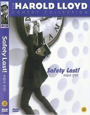 Safety Last! (1923, Harold Lloyd) DVD NEW