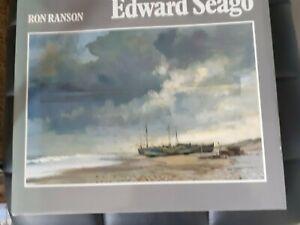 Edward Seago by Ron Ranson (Hardcover, 1987)