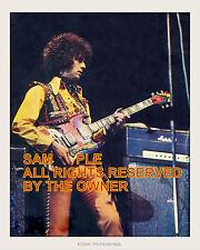 Cream Eric Clapton Jack Bruce Ginger Baker Lot Of 2 High Quality Photos 8x10 (2)
